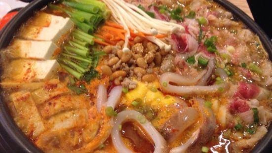 林家匠韓國部隊鍋