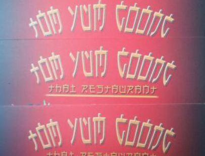 Tom Yum Goong Thai Restro