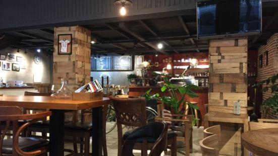單車咖啡店