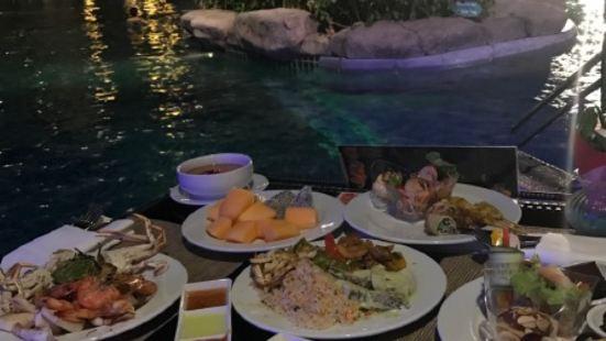普吉芭東Novotel Phuket Resort五星級酒店餐廳