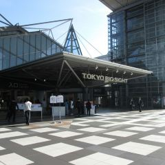 東京國際會展中心用戶圖片