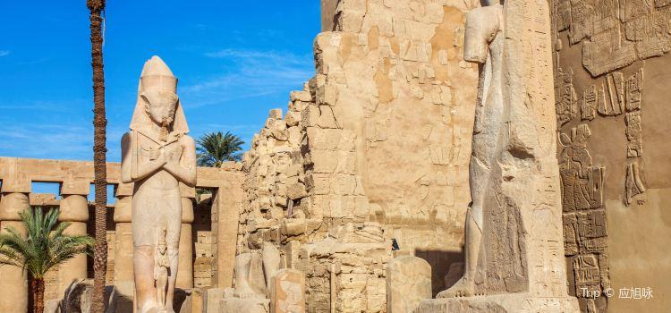 阿蒙神廟1