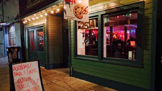 Artisan Bar and Cafe