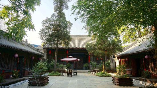 Zhengjue Temple Site
