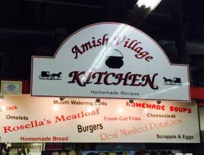 Amish Village Kitchen