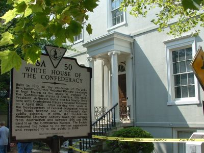 The White House and Museum of the Confederacy