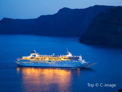 藍海珍珠號遊輪出海遊