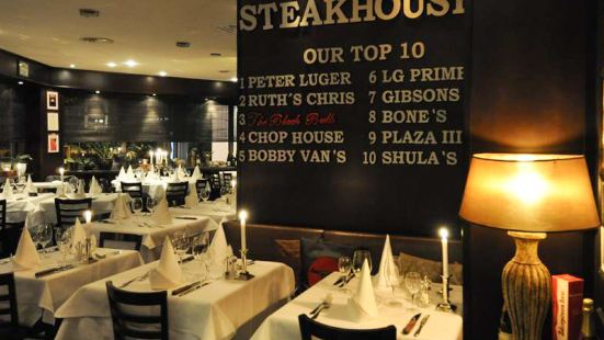 The Black Bulls Steakhouse