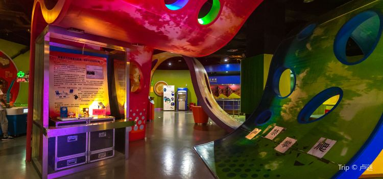 Shanghai Teenage Science And Technology Discovery Museum1