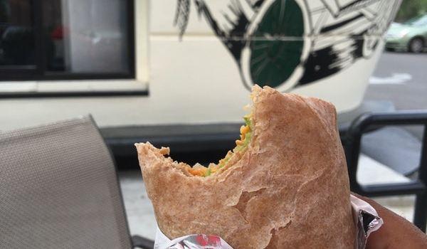 Desi Burrito2