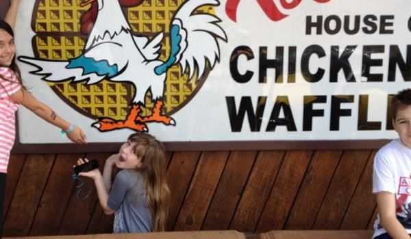 Roscoe's House of Chicken & Waffles (好萊塢店)2