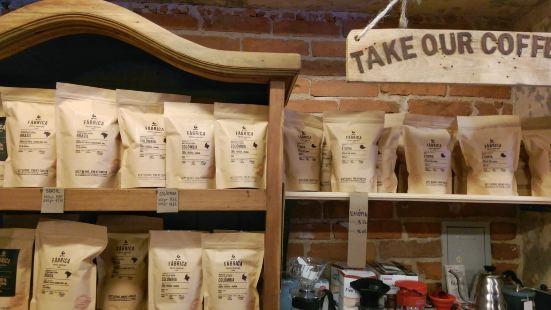 Fabrica Coffee Roasters