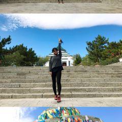 칭기스칸묘 여행 사진