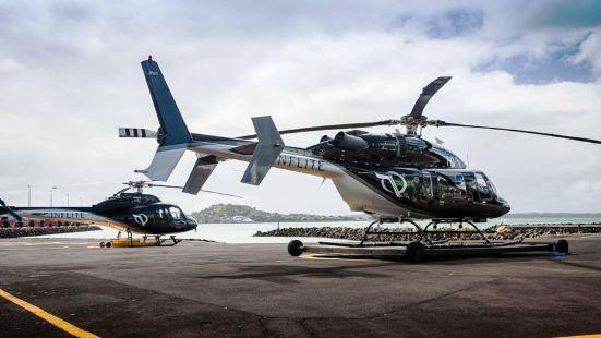 直升機往返霍比特人村