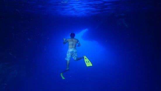 藍洞浮潛體驗