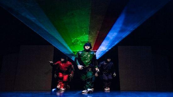 《Jabbawockeez》假面舞者歌舞秀