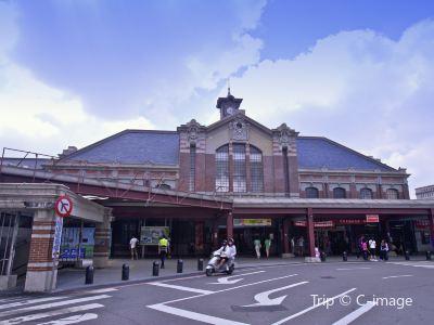 타이중 기차역
