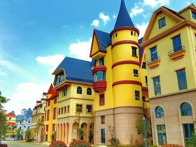 Jinlin (Golden Unicorn) Bay Love Town