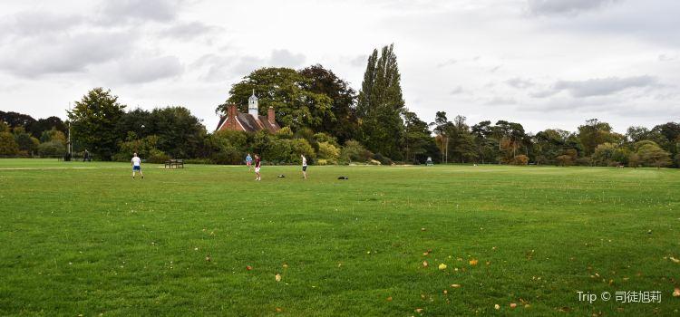 Oxford University Parks1