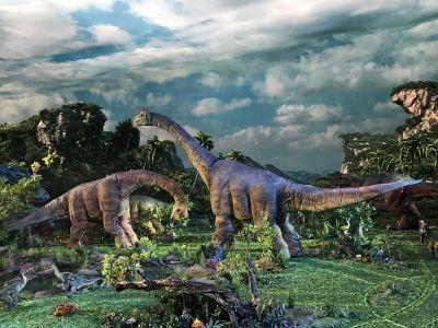 Long Gone Dinosaur