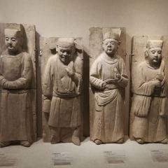 산시성 박물관 여행 사진