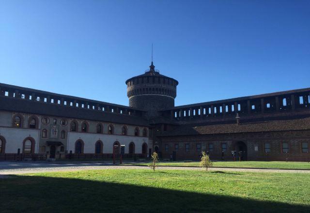 Sforza Castle