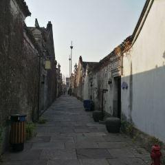정스 십칠방 여행 사진