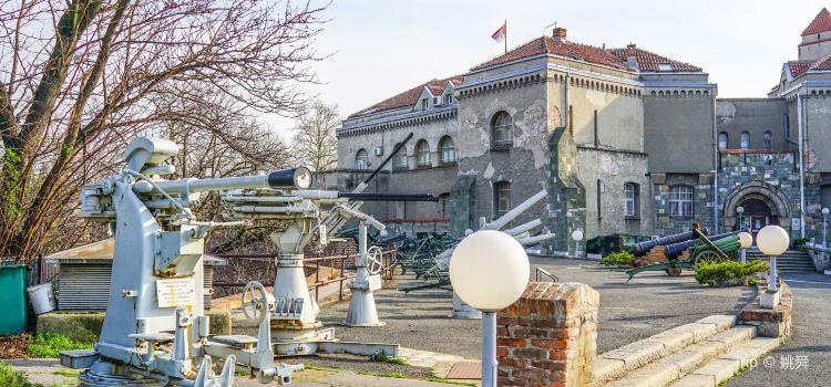 Belgrad Military Museum2
