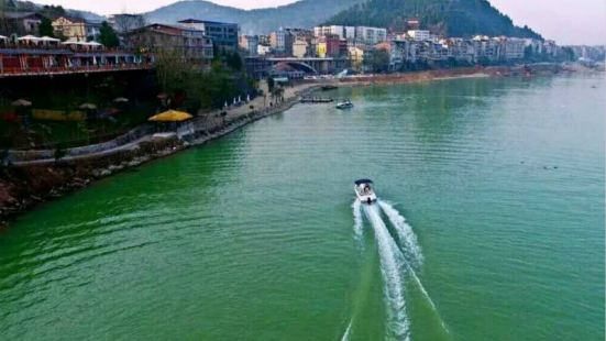 Shiwaitaoyuan (Paradise) Scenic Area