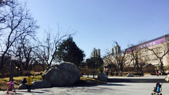 Zaolin Park (East Gate)
