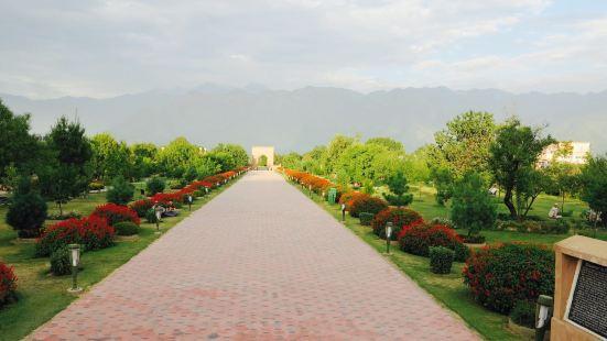 Garden of Char Minar