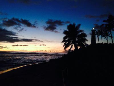 White Plains Beach