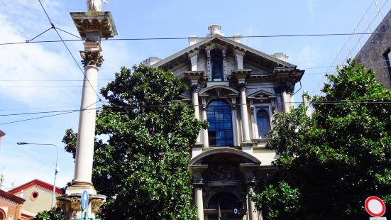 Chiesa di San Gottardo in Corte