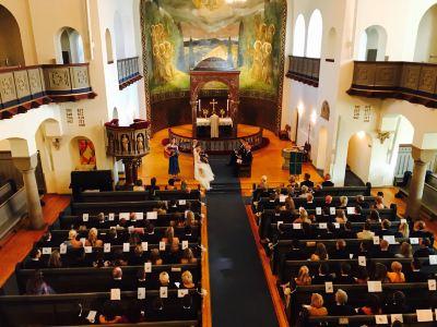 Ullern Church