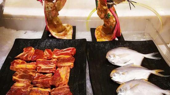 金麒麟海鮮自助餐廳