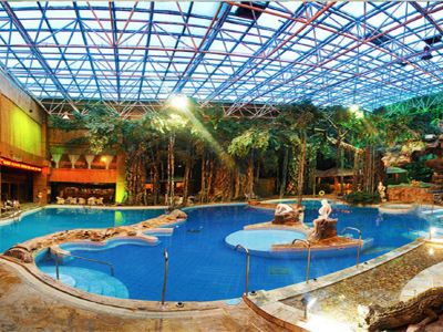 維斯特假日酒店溫泉
