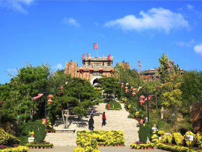 Red Rock Fort Travel Resort