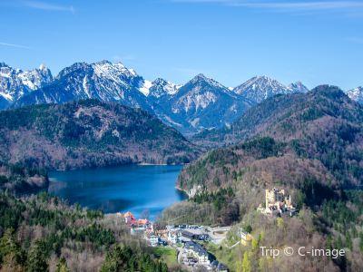 阿爾卑斯湖