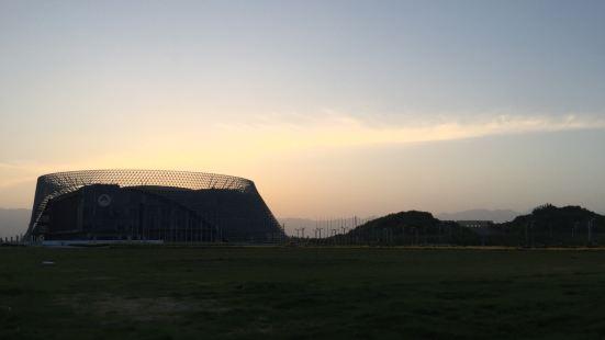 寧夏國際會堂(WCA總決賽舉辦地)