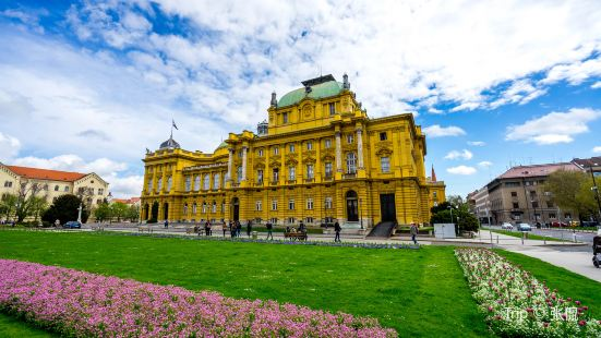 The Croatian National Theater