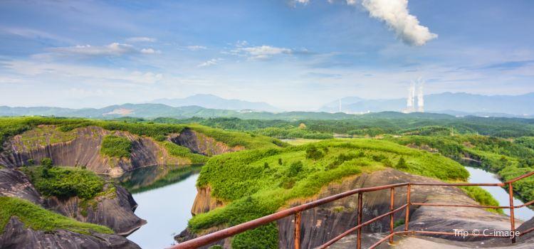 Gaoyiling Scenic Area2