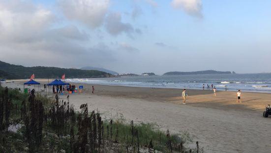 千沙沙灘拓展國際營地