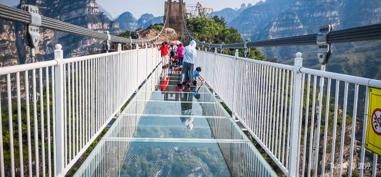 Shidu Shiyan Glass Skywalk3