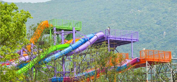 Suzhou Amusement Land Forest Waterworld2