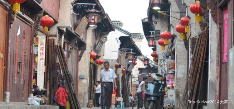 가오춘 옛 거리1