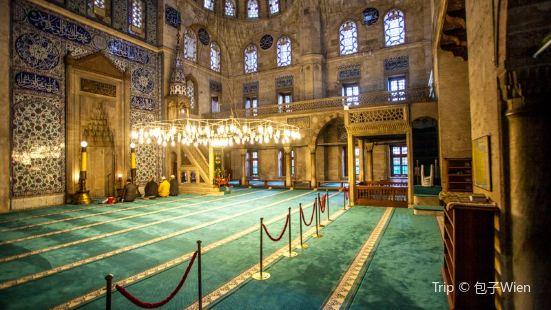 The Azapkapi Sokollu Mehmet Pasha Mosque