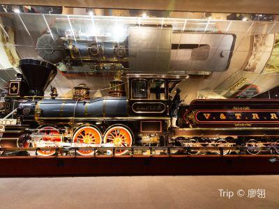 加利福尼亞鐵路博物館