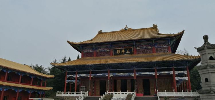 Lingyun Mountain Scenic Area2