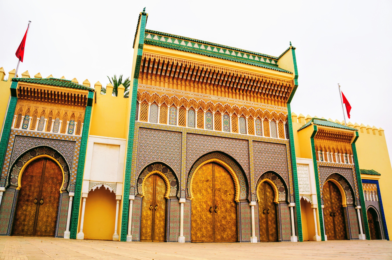 拉巴特皇宮