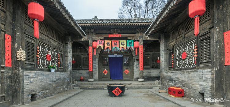 Zhangbi Ancient Castle3